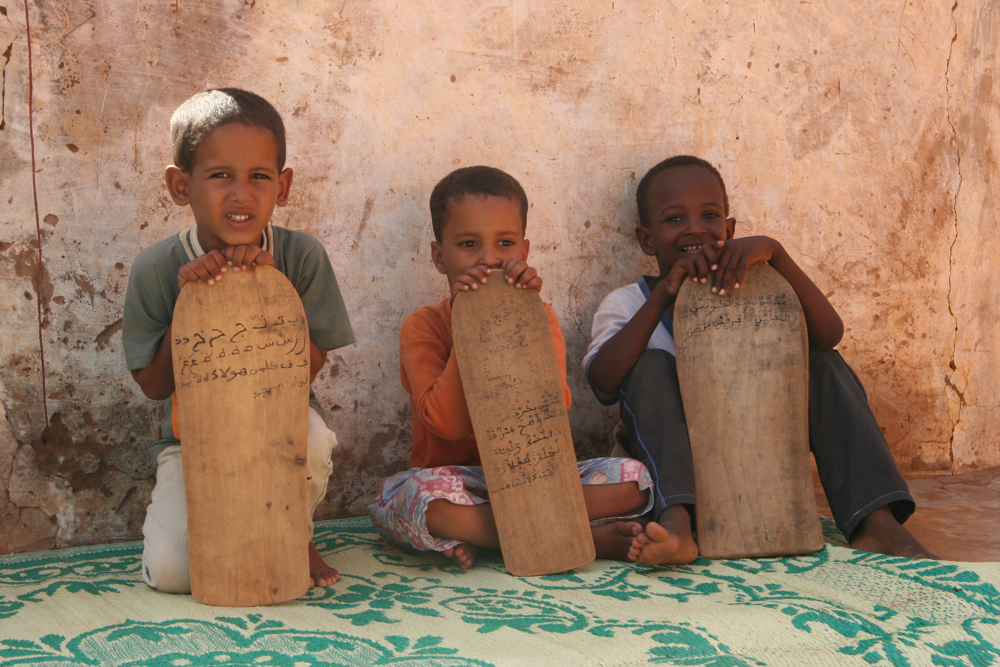 madrasah_pupils_in_mauritania